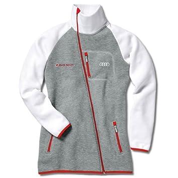 Damen Original Audi Sport Sweatshirt Jacke mit