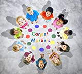#5: Carpet Markers for Teachers (30 Pack of Circles)