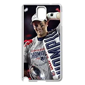 New England Patriots Samsung Galaxy Note 3 Cell Phone Case White 218y3-108520