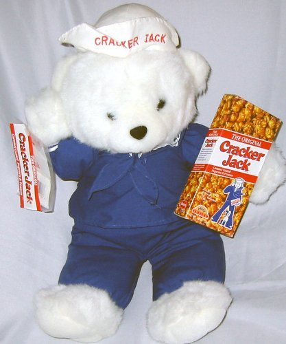 Cracker Jack Bear - Cracker Bears Jack