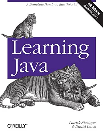 Learning Java: A Bestselling Hands-On Java Tutorial 4