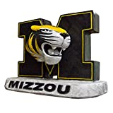 Stone Mascots - University of Missouri ''Mizzou Tiger'' College Stone Mascot