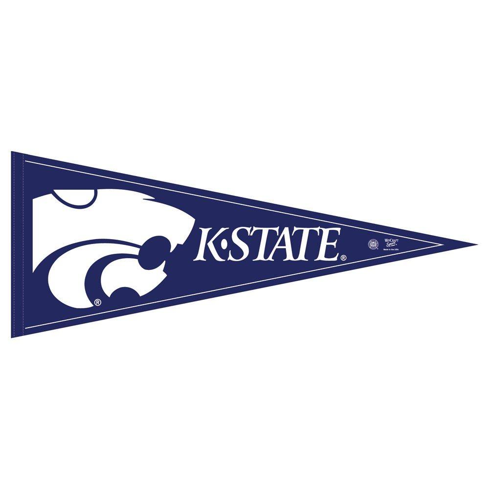 Kansas State Wildcats公式NCAA 29インチペナントby WinCraft   B003NYZ5JG, シカマチ 2d7207a3