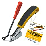 Workline Upholstery Staple Remover with Bonus Tack Puller Tool Saves You Hours