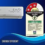 Lloyd 1.0 Ton 3 Star Inverter Split AC (Copper, Anti-Viral & PM 2.5 Filter, 2021 Model, GLS12I36WRBP, White)