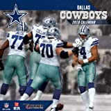 Dallas Cowboys 2019 7x7 Team Mini Calendar
