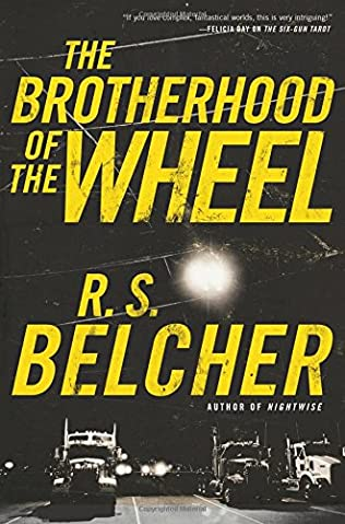 book cover of The Brotherhood of the Wheel