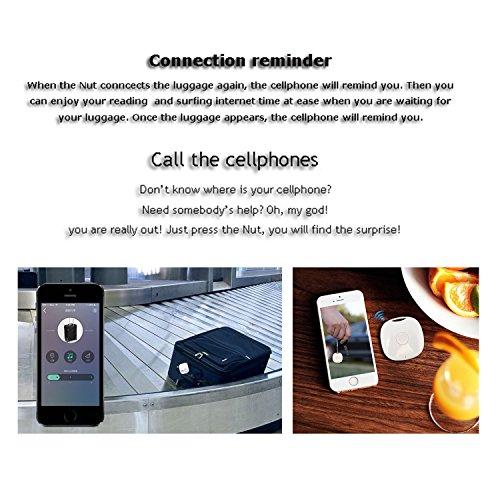 Anti Lost Alarm,X-Vista Dream Key Wireless Bluetooth Anti-lost