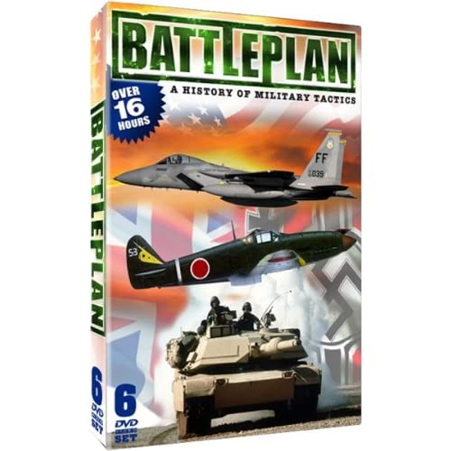 Battleplan: A History of Military Tactics - 18 part series movie