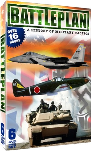 Battleplan: A History of Military Tactics - 18 part series by Shout! Factory / Timeless Media