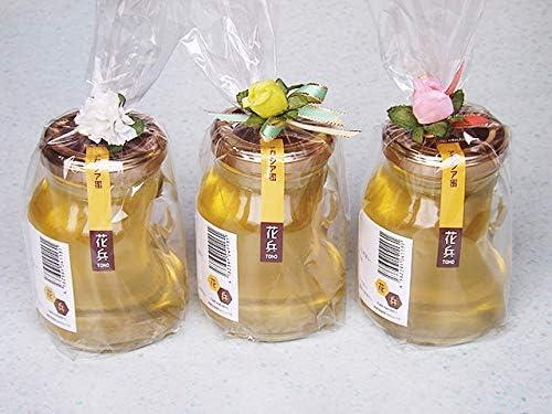 花兵養蜂農園産のアカシア蜜(250g)3本セット