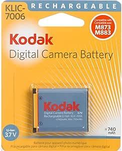Premium Batería Para Kodak Easyshare M873 Zoom Easyshare M530 Easyshare M580