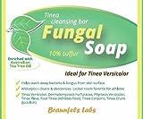 5 Bar Refill Pack - Fungal Soap - Tinea Versicolor, Athletes Foot, Jock Itch