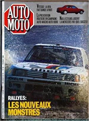 Téléchargement gratuit du forum ebook AUTO MOTO [No 46] du 01/02/1986 - RALLYES - LES NOUVEAUX MONSTRES - VITESSE ET RFA - LA PREVENTION ROUTIERE EN CAMPAGNE - LA MERCES 190. B007BK3G7G in French iBook