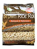 GreenLife Crunchy Brown Rice Roll, 2.7 oz, Pack of 6