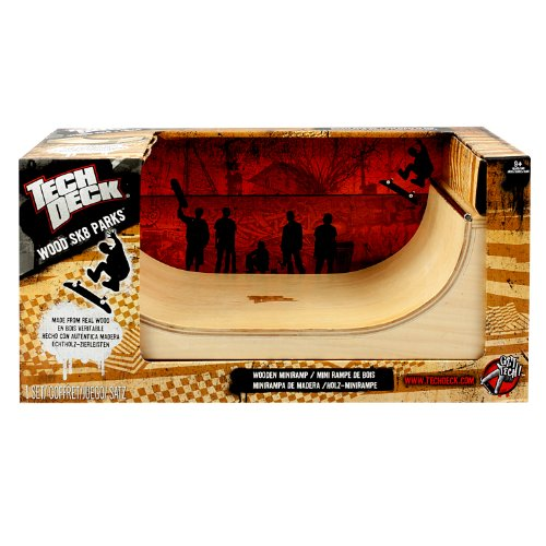 Tech Deck Wood Double Bank