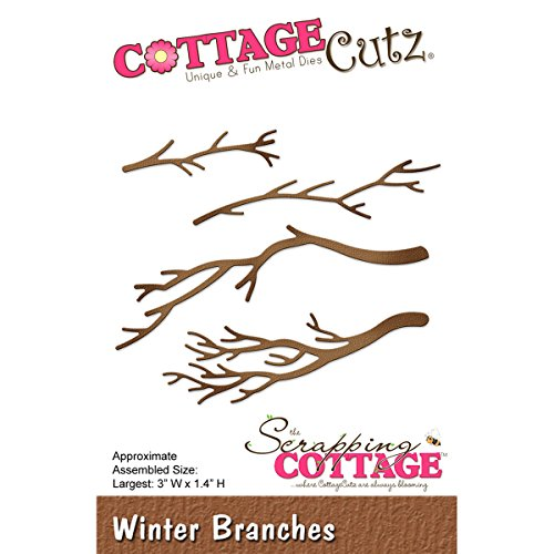 Cottagecutz Die-winter Branches, 3
