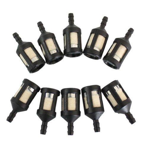 Podoy Fuel Filter for Zama ZF-1 ZF1 Stihl Poulan Husqvarna Chainsaw Trimmer Fits 1/8