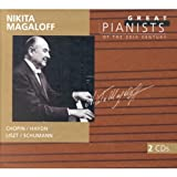 Great Pianists of the 20th Century: Nikita Magaloff