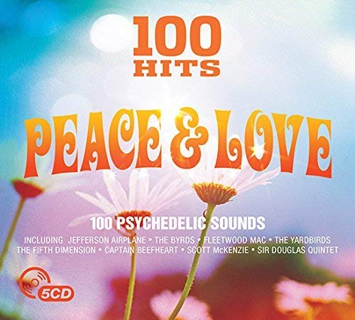 100 Hits: Peace & Love / Various