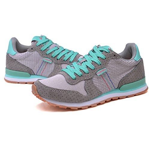 XIGUAFR bajo gris caño botas adulto Unisex de FFpS7w8qx