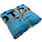 Manchester City F.C - Sherpa Fleece Blanket