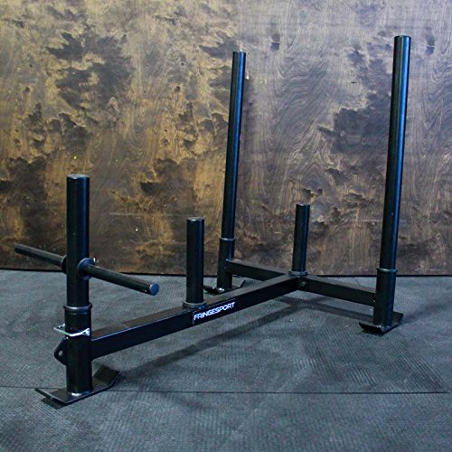 Econ ''Prowler'' Push Sled / Add Plates for More Resistance / CrossFit, Resistance, Strength & Conditioning Equipment by OneFitWonder (Image #6)