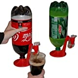 Party Tools Water Drinking Soda Machine Coke Kitchen Drinking Gadget Dispenser,Soda Dispenser Gadget Coke