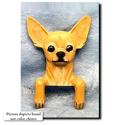 (Michael Park TRI Chihuahua Door Topper)