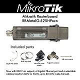 Mikrotik Routerboard Metal 52 Ac Outdoor Wireless Ap 802.11ac- RBMetalG-52SHPacn