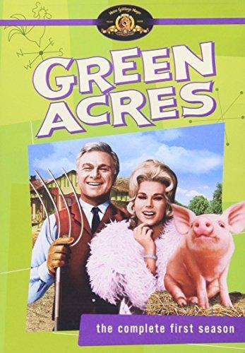 Green Acres: Complete First Season [DVD] [Region 1] [US Import] [NTSC]