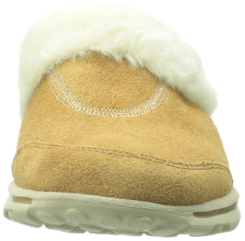 Zapatillas Skechers Ir A Pie-acogedor 13660 Castaño Chestnut