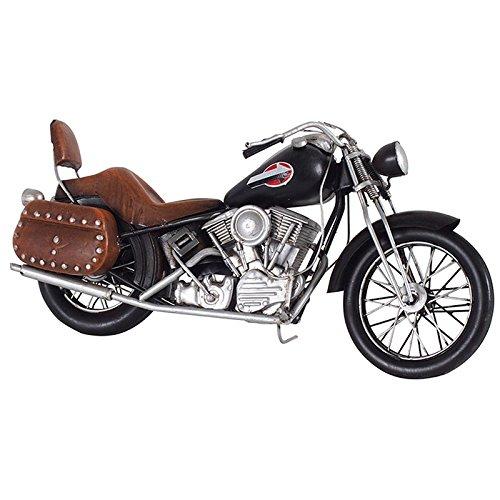 ブリキのおもちゃ B-バイク03 アンティーク レトロ 車 クルマ ビンテージ オートバイ ハーレーダビッドソン HARLEY DAVIDSON HD スプリンガー パンヘッド B079VMH2VB バイク03 バイク03