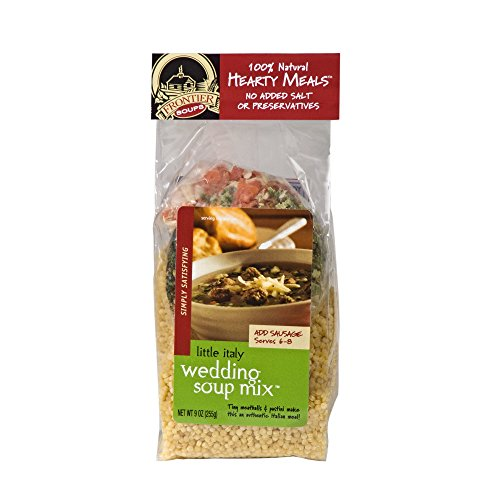 Frontier Soups Soup Mix Italian Wedding 9 Ounce