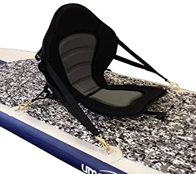 Newport Vessels Kayak Seat Built for Inflatable Stand Up Paddleboards