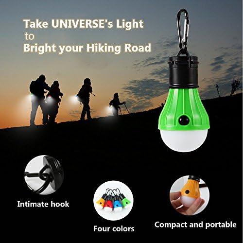 KR-SALE Outdoor camping LED Lampen mit langer lebensdauer Farbe blau
