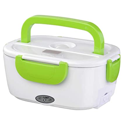 caf1d70a752f Electric Heating Lunch Box,PanDaDa Portable Double Layer Electric ...