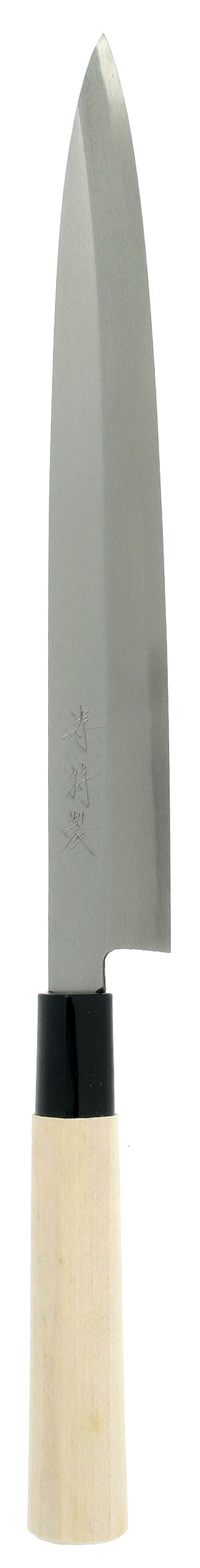 Kotobuki High-Carbon SK-5 Japanese Yanagi Sashimi Knife, 240mm by Kotobuki