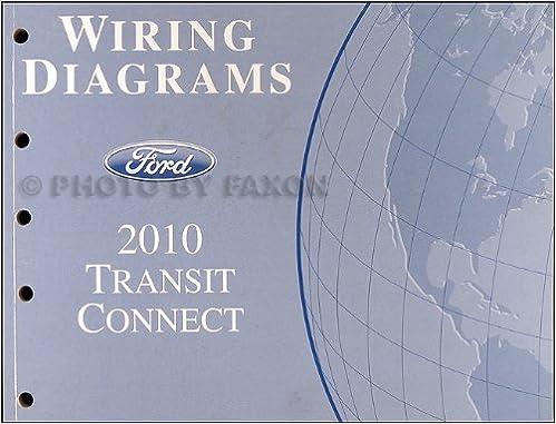 2010 Transit Connect Wiring Diagram: Ford: Amazon.com: BooksAmazon.com