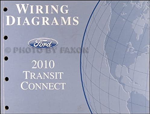 2010 transit connect wiring diagram ford motor company amazon com rh amazon com ford transit connect radio wiring diagram ford transit connect wiring diagram download