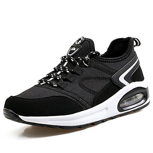 negro blanco botas adulto bajo LFEU y Unisex de caño 1P8Yq