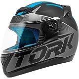 Pro Tork Capacete Evolution G7 Fosco 58 Preto/Azul