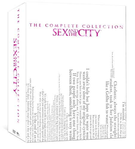 Sex and the City: The Complete Series Collection - Seasons 1-6 [DVD Box Set] ()