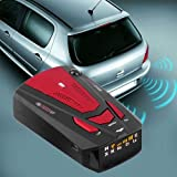 Speed Trap Detector, 360 Degree Car Speed Radar 16 GPS Police...