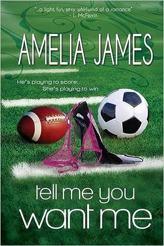 Amazon Com Tell Me You Want Me 9781622538195 Amelia James Books