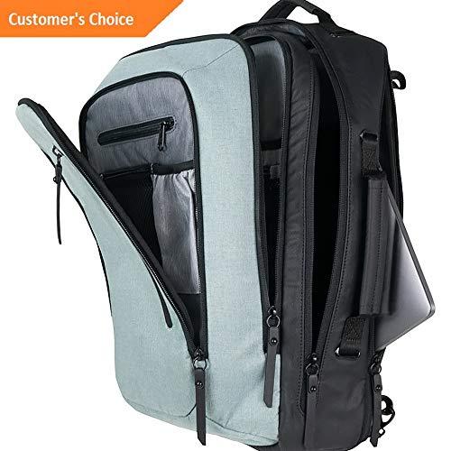 159b66e3b3c0 Amazon.com: Sandover Sherpani Hudson Laptop Business Travel Backpack ...