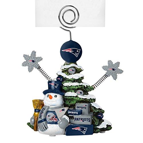 NFL New England Patriots Tree Photo Holder