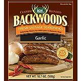 LEM Products 9015 Backwoods Garlic Fresh Sausage Seasoning