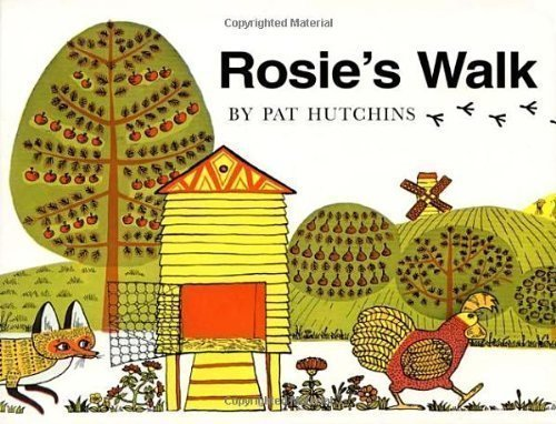 Rosie's Walk by Hutchins, Pat New Edition (1998) ()