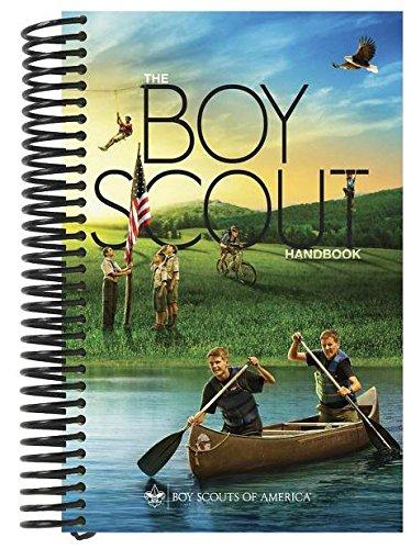 Boy Scout Handbook 2016
